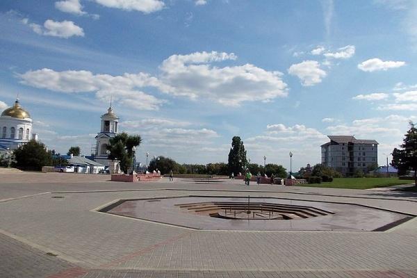 В Воронеже общественники потребовали прервать реконструкцию Советской площади