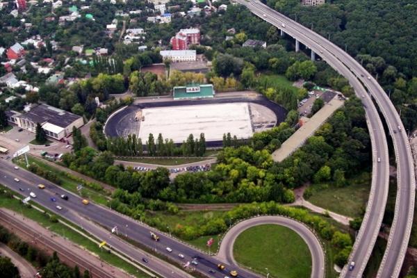 Власти прикинут затраты на ремонт воронежского стадиона «Динамо»