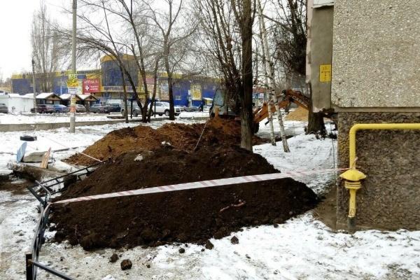 Воронежцы просят губернатора спасти их от незаконной стройки
