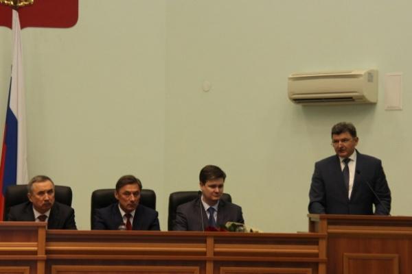 В Воронежском облсуде могут появиться саратовские сослуживцы нового председателя