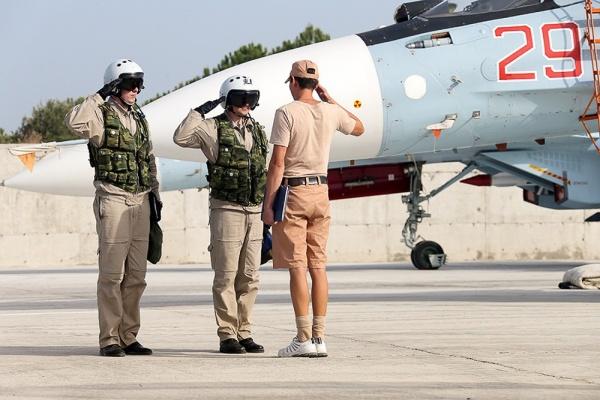 Воронежский вуз угодил под санкции из-за сирийских курсантов