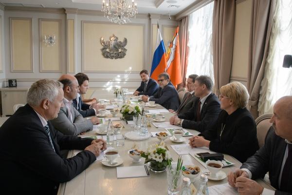 Губернатор назвал Воронежскую область экспортером сырья