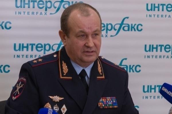 Президент отправил в отставку главу воронежской полиции