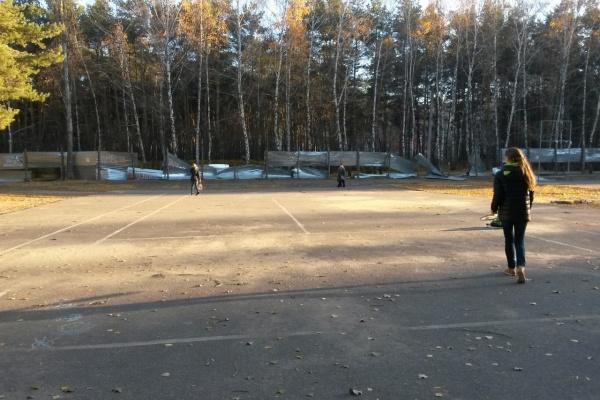 Вместо ледового дворца в воронежском «Танаисе» построят стадион
