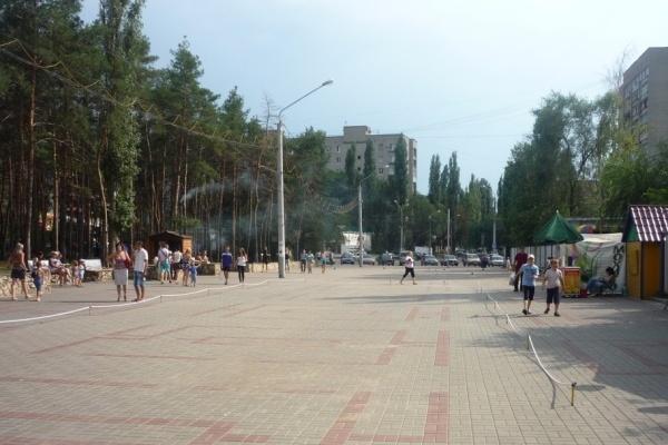 Воронежский парк остался без арендатора