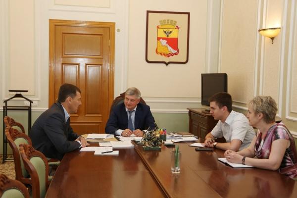 Воронежский мэр рассказал о том, что будет с «Танаисом»