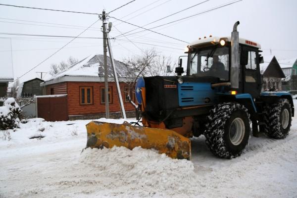 В Воронеже на покупку техники для вывоза снега потратят 130 млн рублей