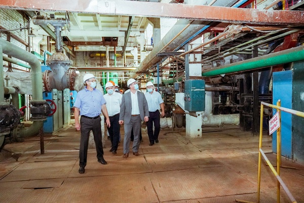 В Воронеже более 2 млрд рублей будет направлено на ремонт ветхих теплосетей в рамках концессии