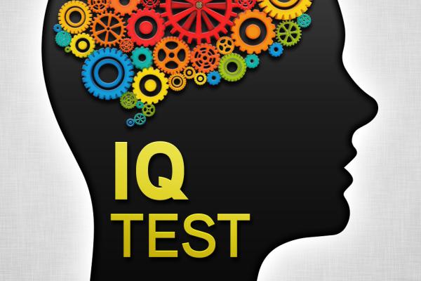 Тест для проверки iq - 4f2