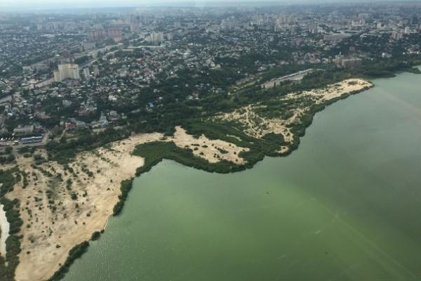 Власти Воронежской области планируют реконструировать Петровскую набережную для поднятия туристической привлекательности