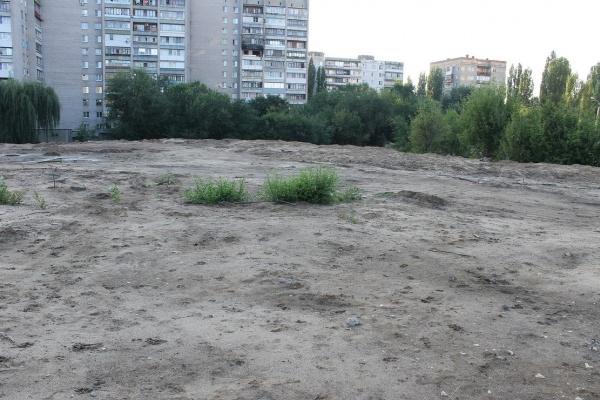Общественники предложили устроить парк на месте свалки в Воронеже