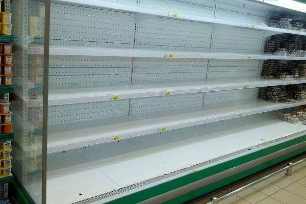 Воронежские товары с трудом попадают на прилавки торговых сетей