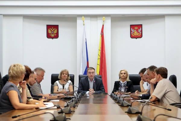 Воронежскую Торгово-промышленную палату введут в законные рамки