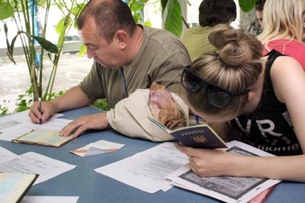 Украинцы больше не стремятся в Воронежскую область