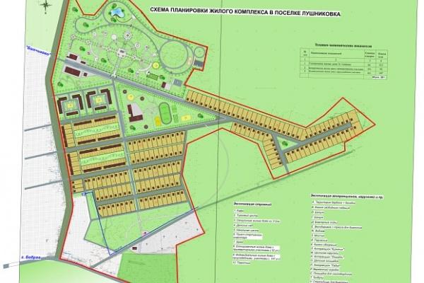 За стройкой инфраструктуры воронежской экодеревни присмотрят за 12,5 млн рублей
