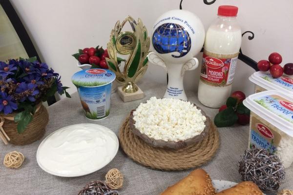 Воронежский творог «Вкуснотеево» признали лучшим в России