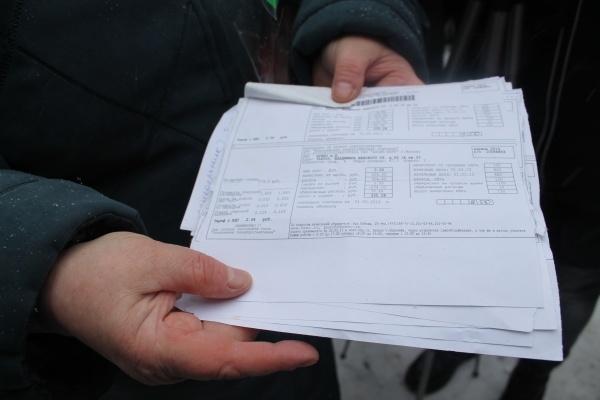 Воронежцам придётся оплатить долг в несколько миллионов за отопление