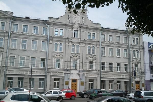 Спор воронежской УК и мэрии перетёк в арбитражный процесс
