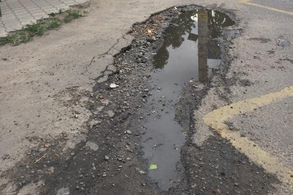 КСП Воронежа выявила нарушений в дорожном ремонте на 200 тысяч рублей
