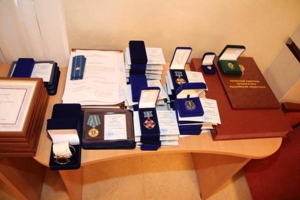 Под Воронежем найден мертвым прокурор района