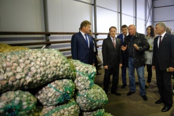 Воронежскому губернатору уже недостаточно рекордных урожаев