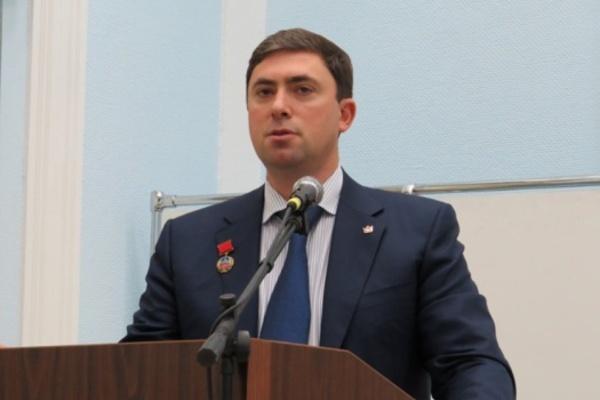 Максим Увайдов стал воронежским медалистом