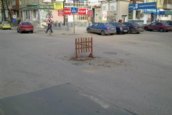 Власти Воронежа хотят «раскрутить» ДИЗО на расходы по демонтажу наружной рекламы