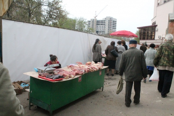 В Воронежской области приступили к разработке концепции продовольственной безопасности