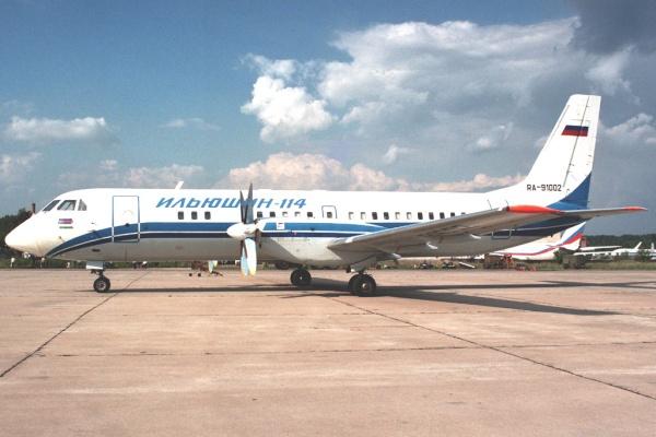 Воронежский авиазавод будет участвовать в реанимации производства Ил-114
