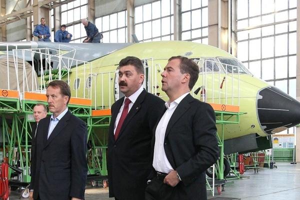Воронежские деятели от авиастроения не сумели уйти от уголовного дела