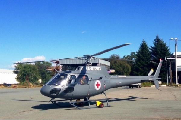 За санитарные вертолёты будет отвечать воронежская фирма