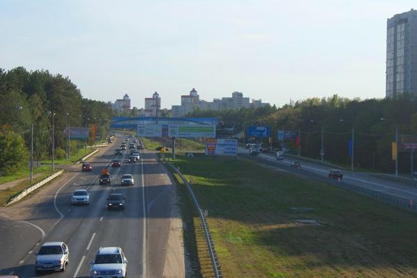 Въезд в Воронеж из Москвы станет шире на одну полосу