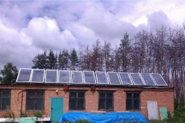 Воронежские ученые могут построить город солнца