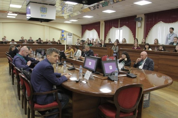 Ведущие учёные съехались в Воронеж на конференцию
