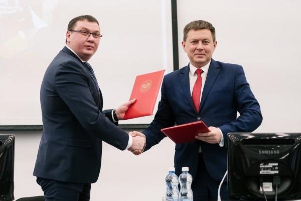 ВГТУ поможет создавать Воронежский композитный кластер