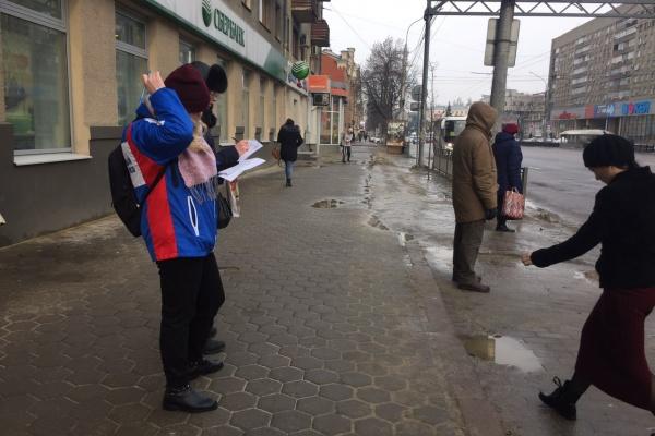 Посчитали добровольцами: студентов возмутило участие в исследовании пассажиропотока Воронежа
