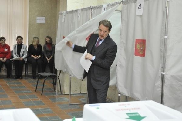 Воронежскому бюджету компенсируют затраты на видеонаблюдение на выборах