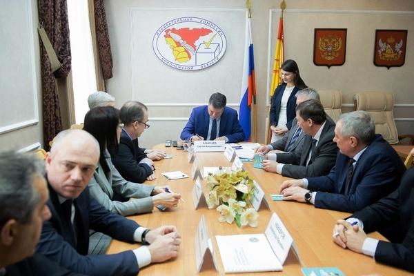 Партия и промышленность: как сложить потенциал явки в Воронежской области