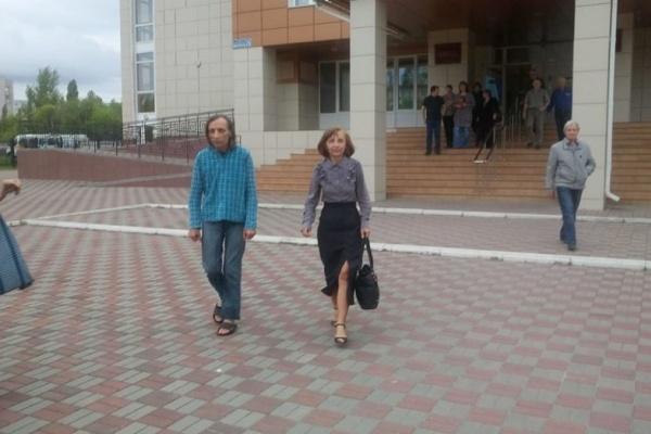 Воронежского активиста выпустили из психиатрического стационара