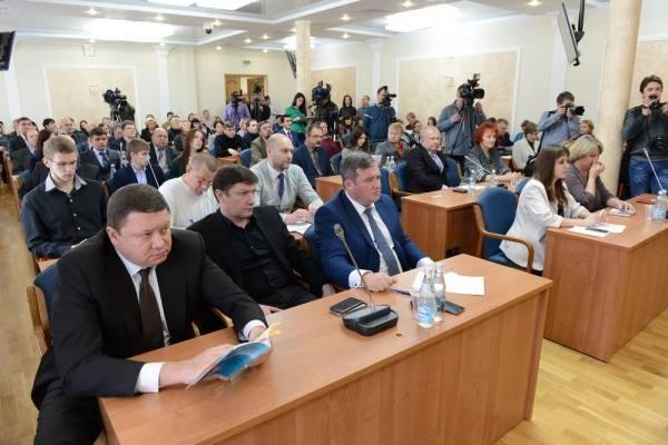 Воронеж приведут в соответствие с действительностью