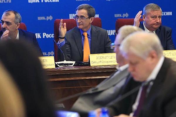 Воронежцев повезут голосовать в Тамбов?