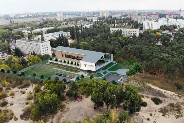 В Воронеже вновь ищут застройщика для спорткомплекса у «Алых парусов»