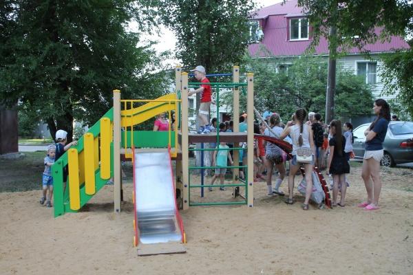 Комфортная среда в Воронеже: как добиться благоустройства своего двора