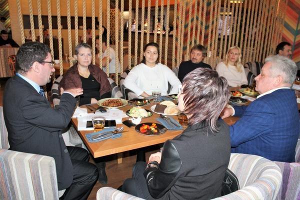 Обсуждение проблем правовой журналистики в Воронеже превратилось в разговоры о достижениях НКО