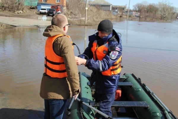 Власти направили 66 млн рублей на карту потопов в Воронежской области