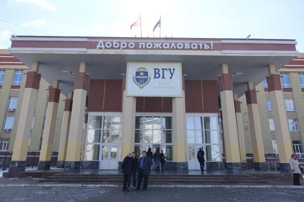 Ректор ВГУ оценил опыт сотрудничества с УГМК