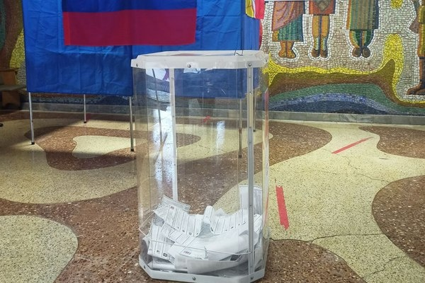 Избирательная комиссия Воронежской области подвела итоги выборов в Госдуму