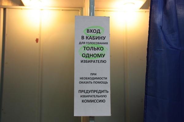 «Госуслуги» помогут воронежцам проголосовать не по прописке
