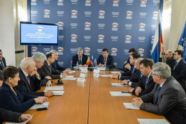 Александра Гусева еще не внесли в участники воронежских праймериз «Единой России»