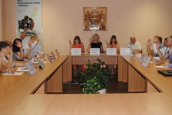 В Воронежской области завершилась регистрация кандидатов-одномандатников